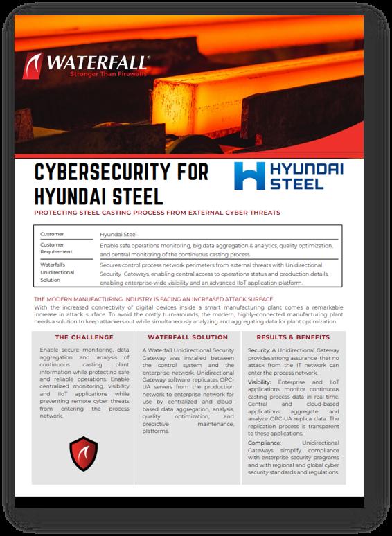 Hyundai Steel Use Case