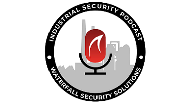 Industrial Security Podcasts Logo