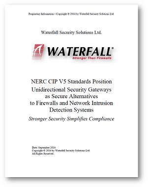 Nerc cip v5 standards