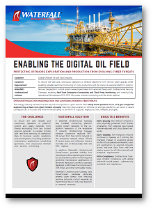Offshore (Upstream) Cyber Security Use Case