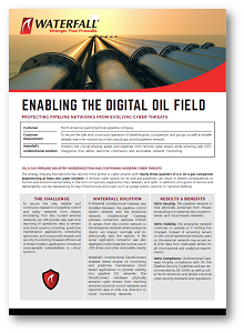 Pipelines (Midstream) Cyber Security Use Case