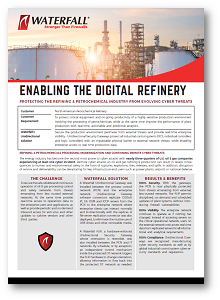 Refining (Downstream) Cyber Security Use Case