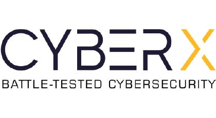 CyberX logo 420
